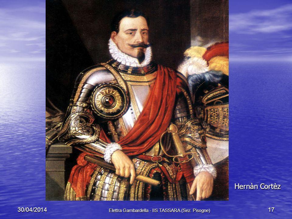 I Conquistadores più famosi Hernàn Cortèz Hernàn Cortèz Francisco Pizarro Francisco Pizarro Pedro de Valdivia Pedro de Valdivia Diego de Almagro Diego