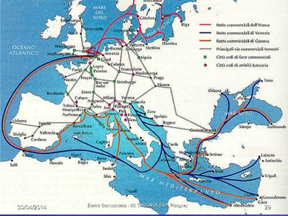 Cause economiche Concause arabi e turchi, ormai padroni del Mediterraneo Concause arabi e turchi, ormai padroni del Mediterraneo Sottomissione anche d