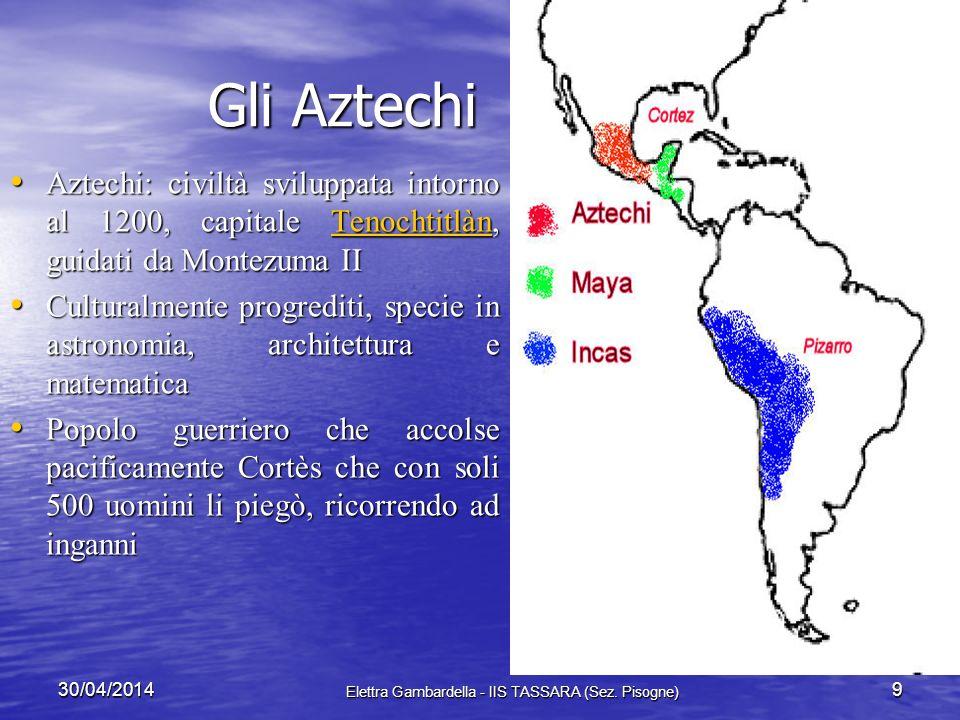 Le civiltà pre-colombiane Ingresso spagnoli nei territori americani e incontro popolazioni e civiltà ricche ed evolute Ingresso spagnoli nei territori