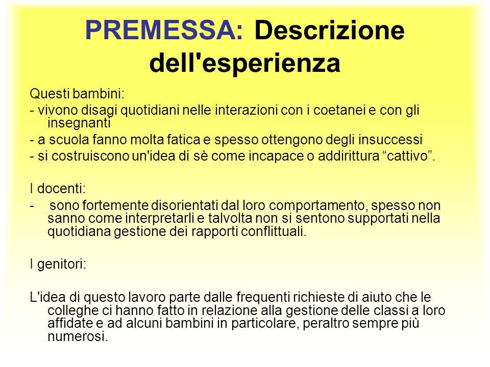 DIFFICOLTA e DISTURBI ASSOCIATI AL DDAI 1.