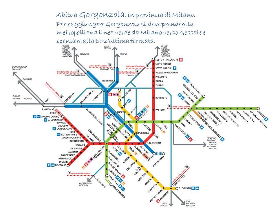 Gorgonzola è un paese di più di 19.000 abitanti che si trova ad est di Milano.