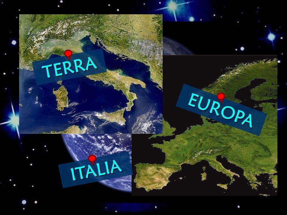ITALIA TERRA EUROPA