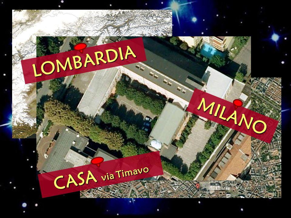 LOMBARDIA MILANO CASA via Timavo