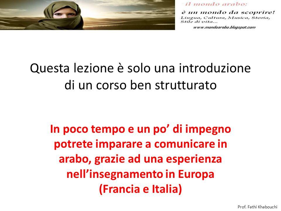 Chi siamo: Fathi Khabouchi Dove siamo: Roma e-mail: fathikhabouchi@gmail.com Tel: 327 88 25 265 / 328 38 80 864 Skype: fathi Sito: www.mondoarabo.blogspot.com