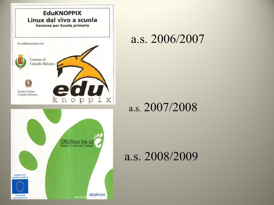 a.s. 2006/2007 a.s. 2008/2009 a.s. 2007/2008