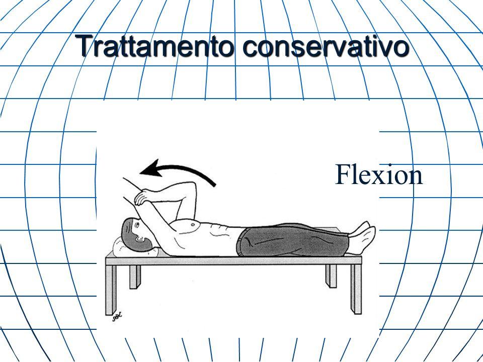 Trattamento conservativo Flexion