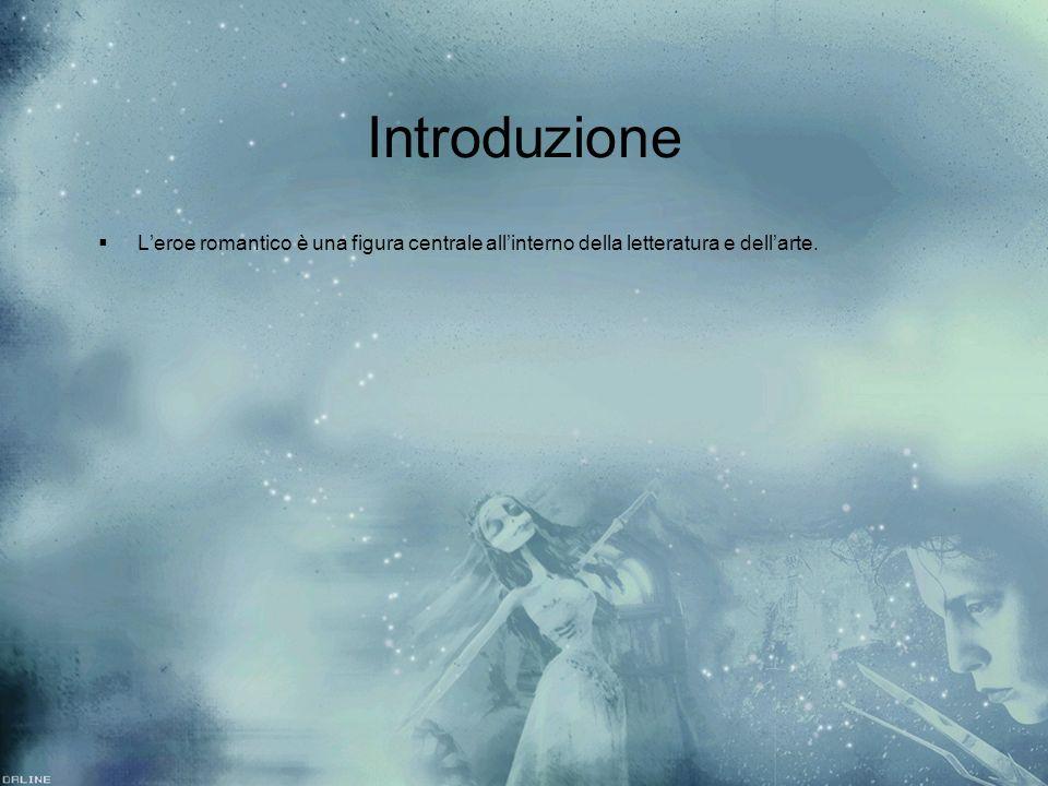 Leroe romantico è una figura centrale allinterno della letteratura e dellarte.