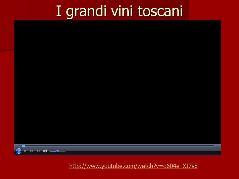 I grandi vini toscani http://www.youtube.com/watch?v=o604e_XI7s8