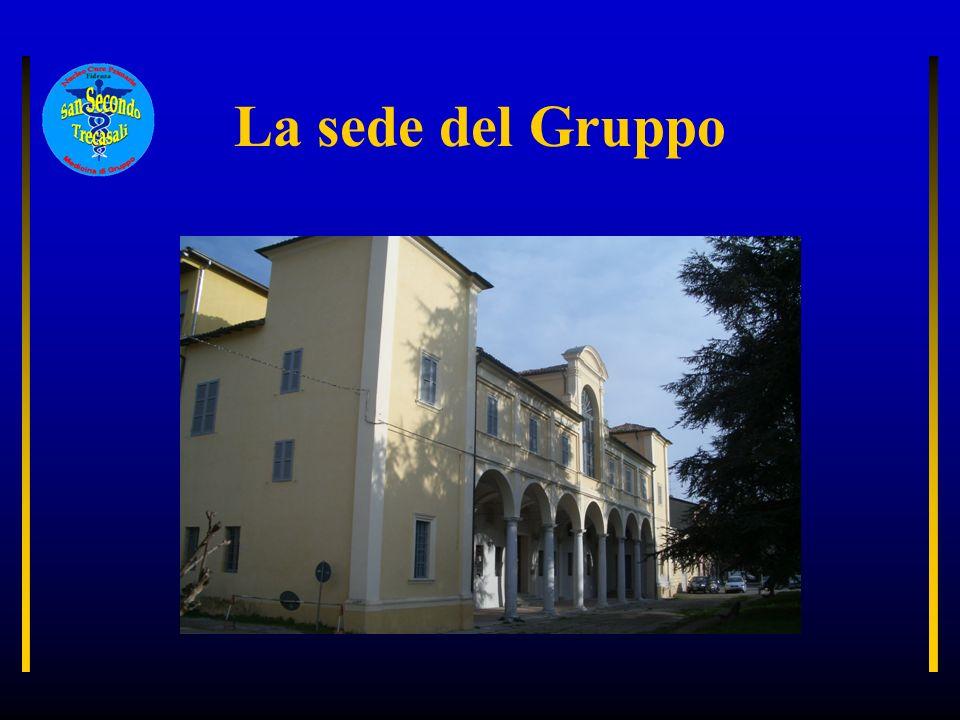 La sede del Gruppo