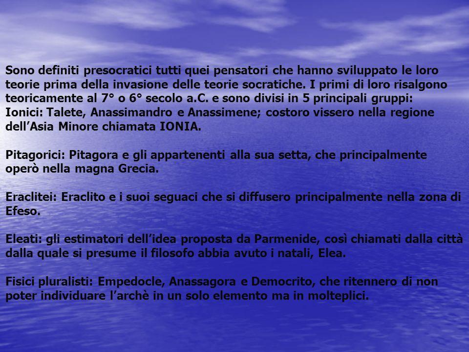MILETO Fra il VII e VI secolo era la città più importante e più sviluppata che emergeva nella Ionia.