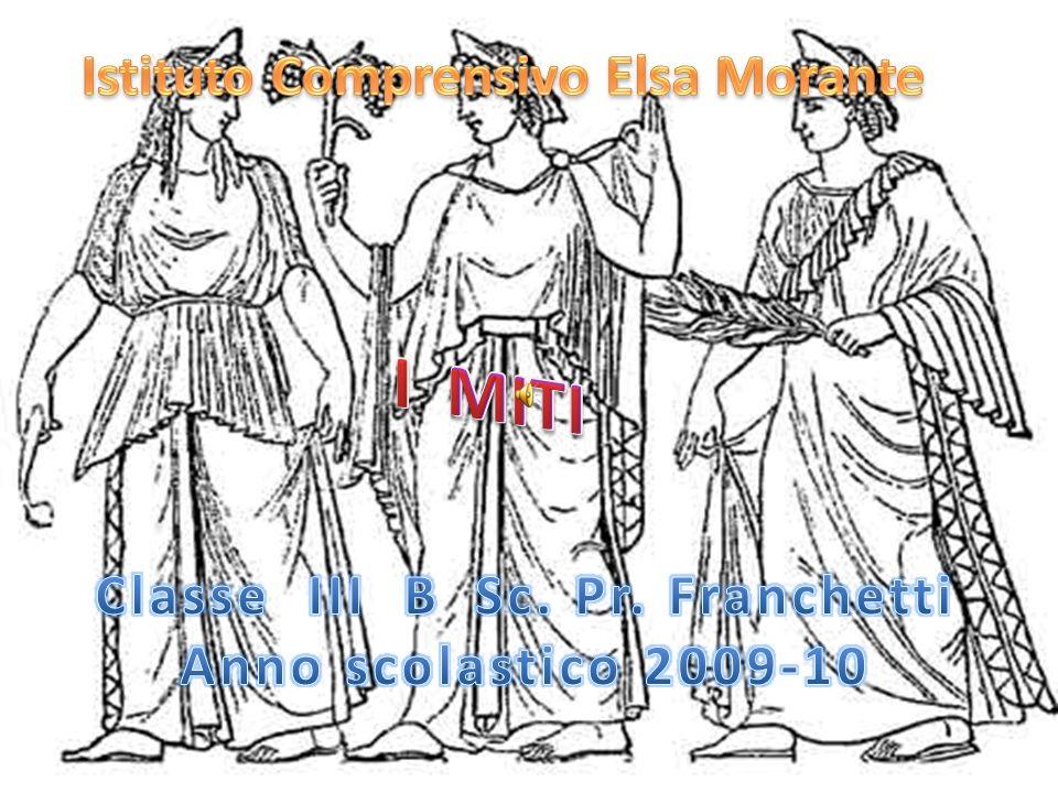 I Miti sono racconti fantastici molto antichi che spiegano lorigine del mondo lorigine degli astri lorigine degli esseri viventi lorigine delle malattie I Protagonisti sono eroi dei