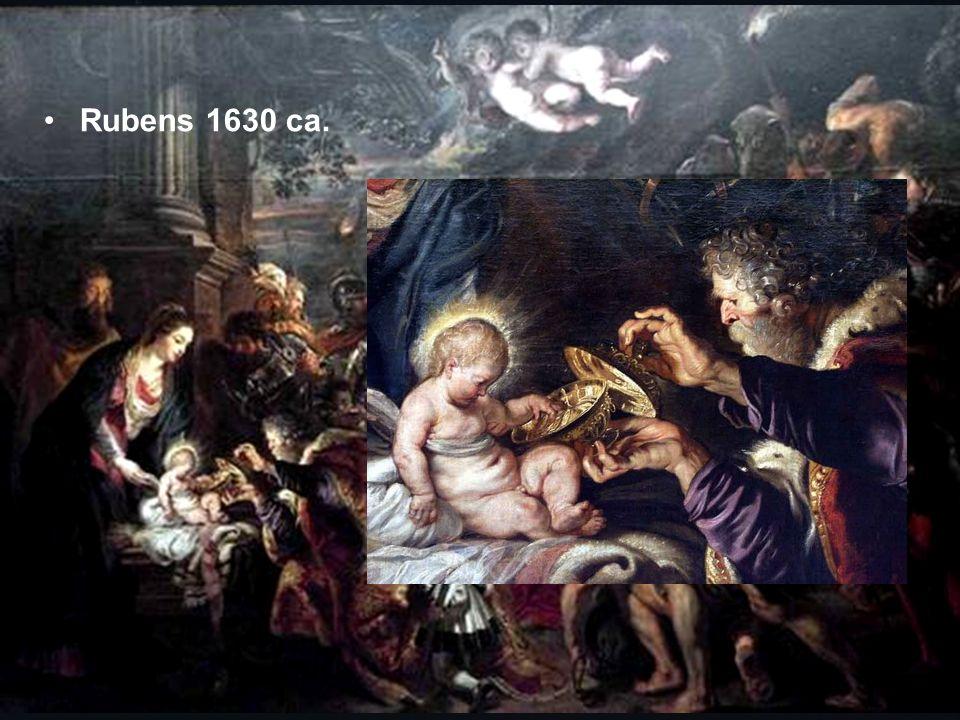Rubens 1630 ca.