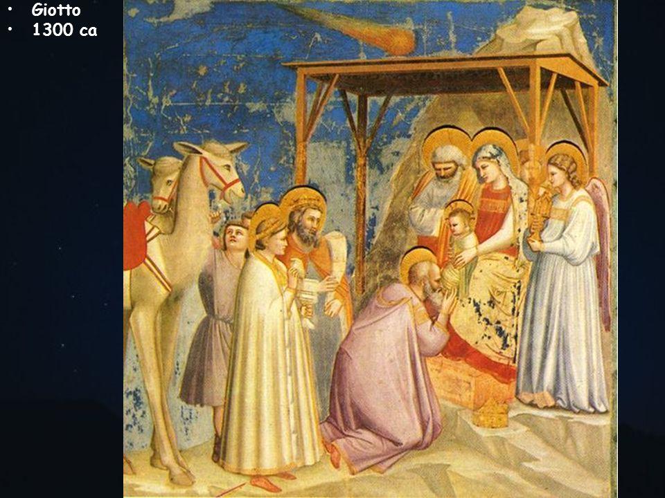 Giotto 1300 ca