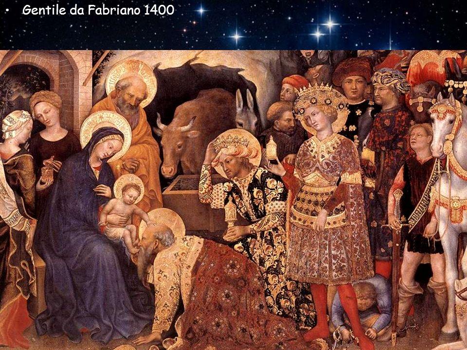 Gentile da Fabriano 1400