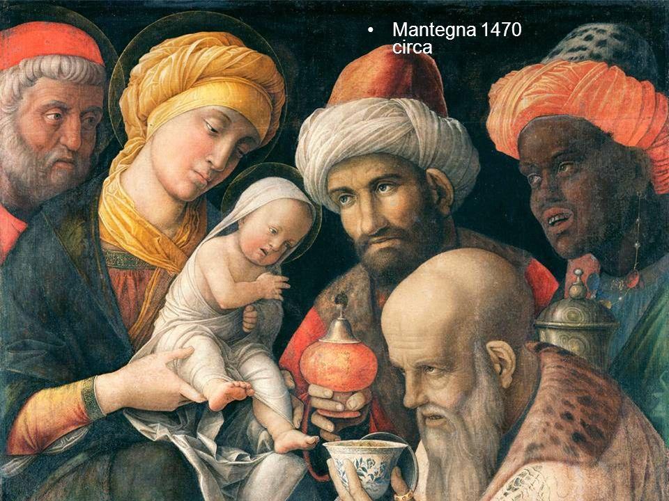 Mantegna 1470 circa