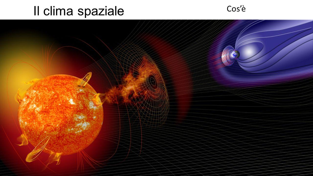 Il clima spaziale Cosè