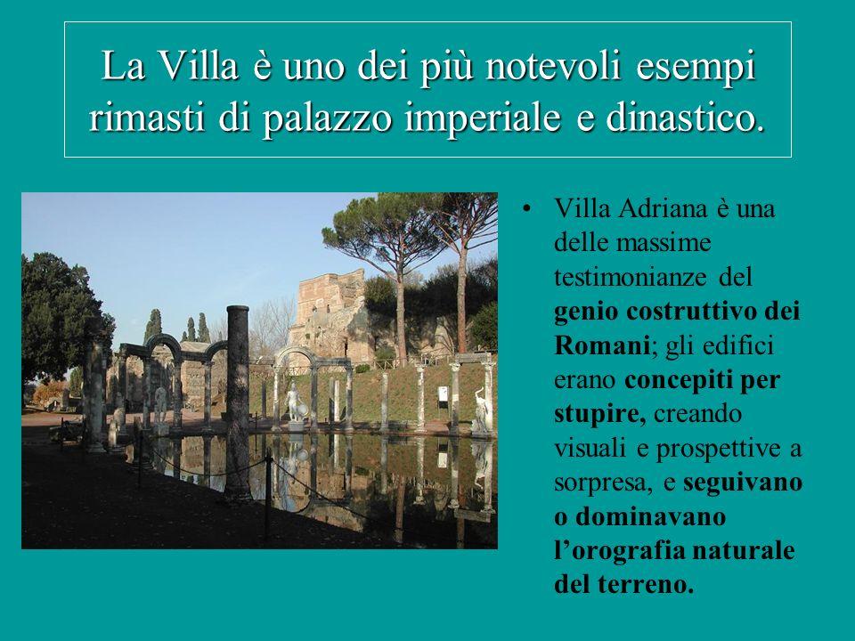 ICONOGRAFIA DEL POTERE IMPERIALEEpoca ellenistica e romana: ICONOGRAFIA DEL POTERE IMPERIALE = espresso tramite il vestiario e le cerimonie, ma anche i palazzi.