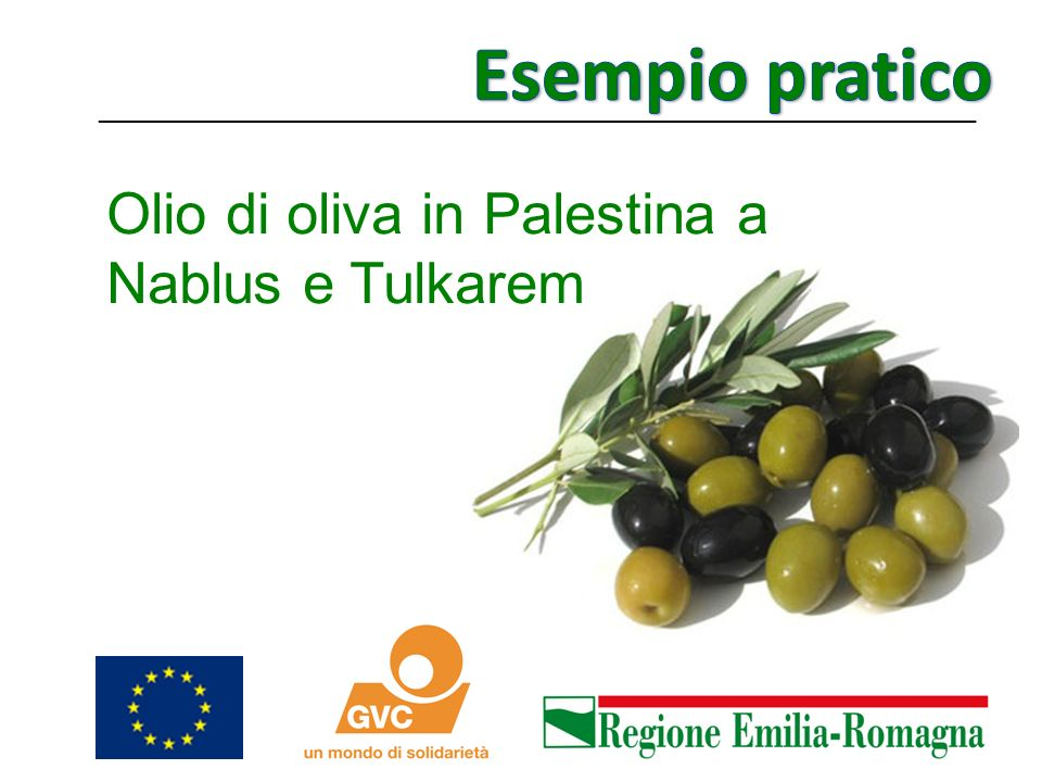 Olio di oliva in Palestina a Nablus e Tulkarem _____________________________________________________________
