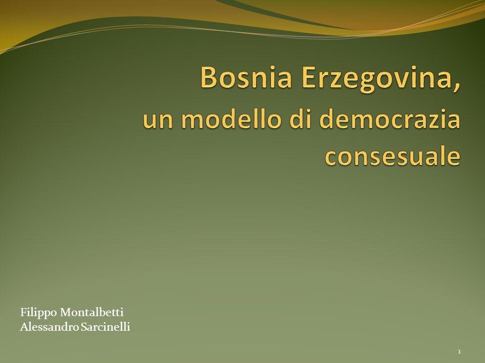 La Bosnia Herzegovina in breve Lingue ufficiali: bosniaco, serbo e croato Forma di governo: Repubblica federale Freedom House 2011 partly free- 48 FP 2