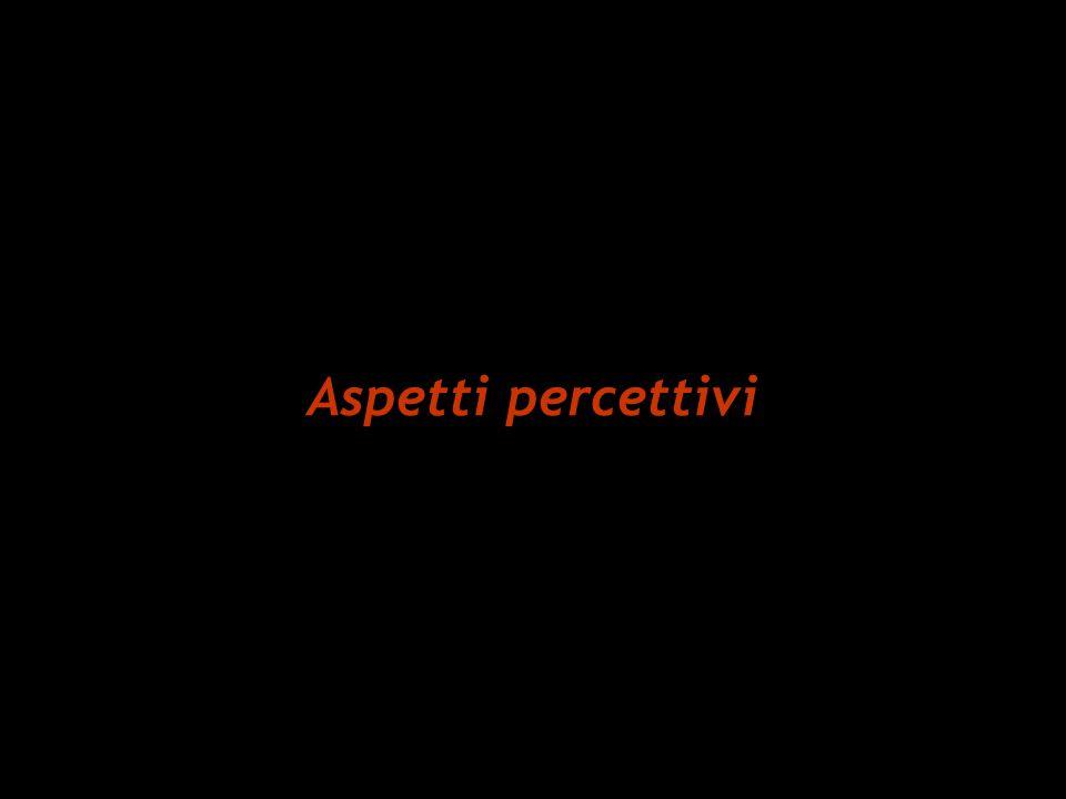 Aspetti percettivi
