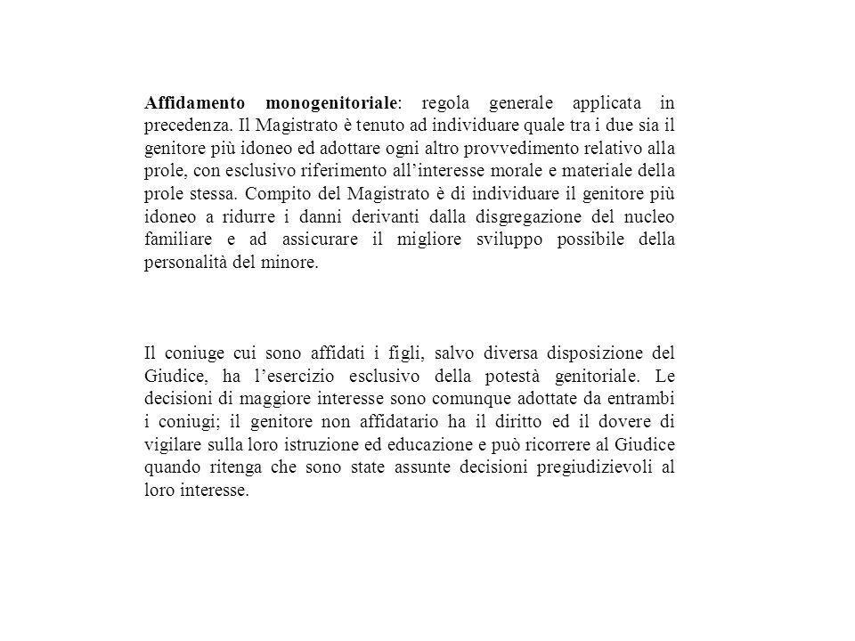TIPOLOGIE 1) Ordine di cessazione della condotta Impone al destinatario di astenersi dal compimento di abusi.