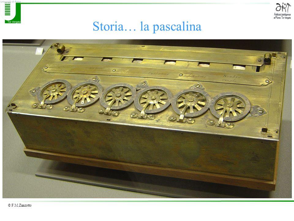 © F.M.Zanzotto Storia… la pascalina
