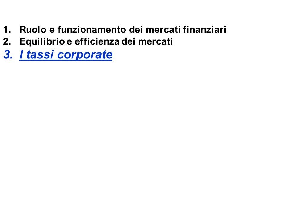 Le matrici di transizione vedi: http://www.efalken.com/banking/html s/matrices.htm