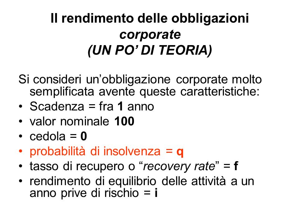 La rilevanza della trasparenza For those reasons transparency itself is an important component of the monetary policy framework, since it helps the public to anticipate CB moves correctly On the other hand, an important component of transparency is an effective and efficient communication process.