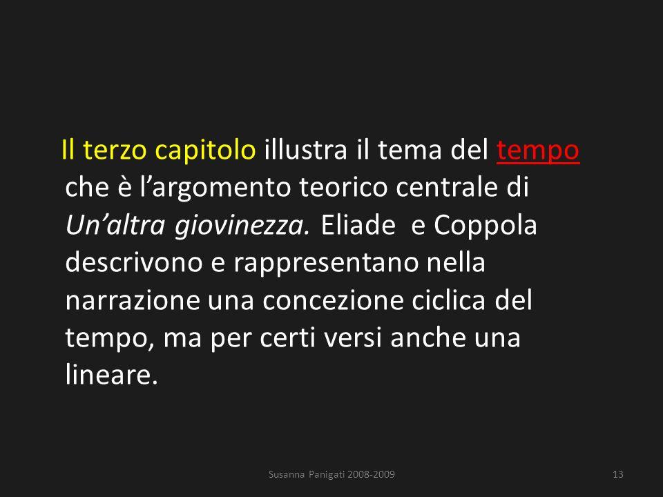 Dove vuoi che ponga la terza rosa? Susanna Panigati 2008-200912