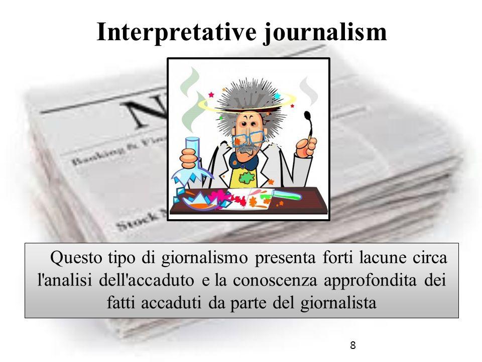 9 Negativity in political news Una caratteristica che sembra essere intrinseca nella natura dellinformazione: nessuna notizia, buona notizia
