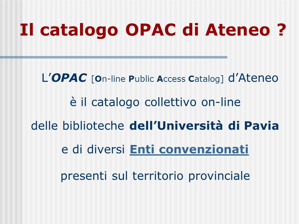 Monografie in OPAC dati generali Nel caso delle monografie il confronto è stato fatto considerando un altro importante parametro: record da ottimizzare.