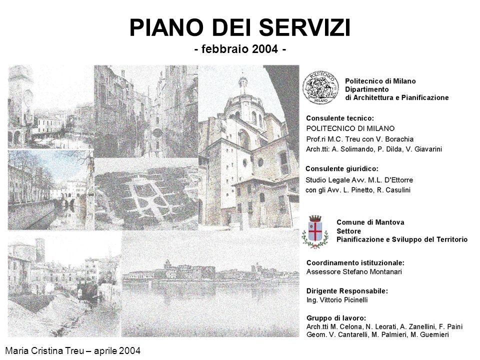 Vincoli ex lege 1497/39 (oggi D.Lgs 490/99, art. 2) Maria Cristina Treu – aprile 2004