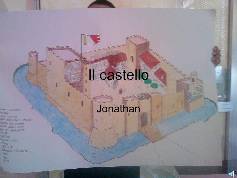 Il castello Medioevale È una struttura circondata da mura alte con torri agli angoli e da un fossato che si può attraversare solo grazie ad un ponte levatoio.