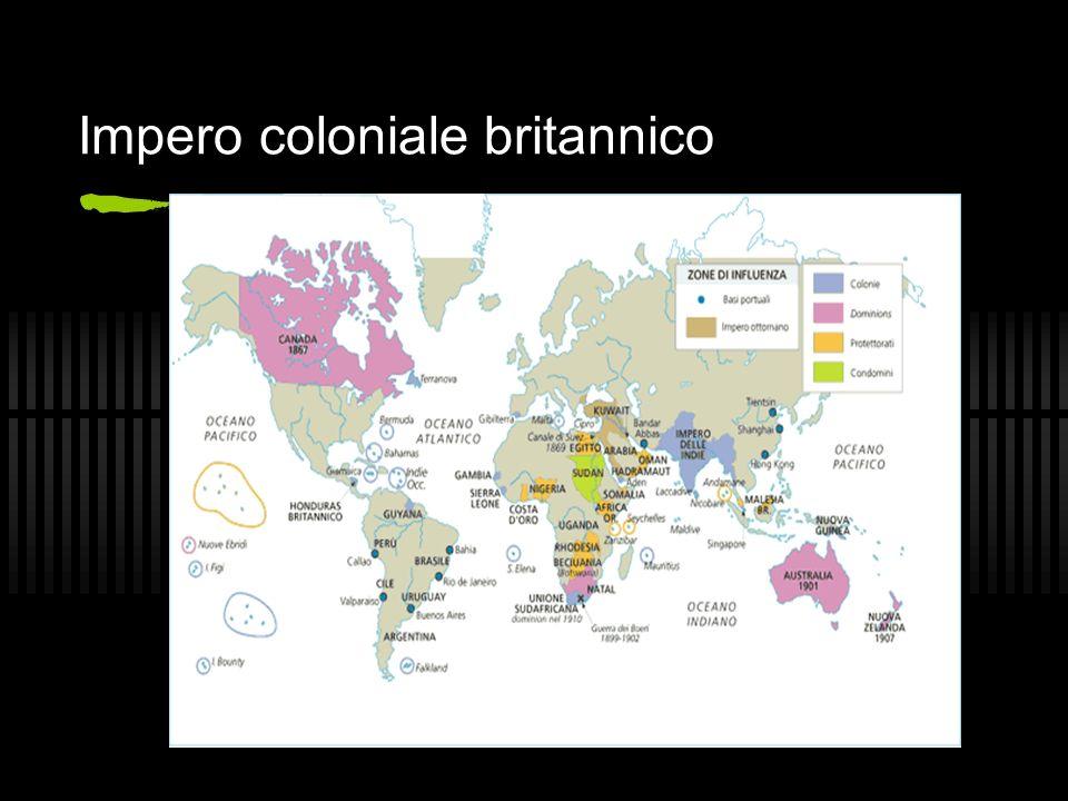 Impero coloniale britannico