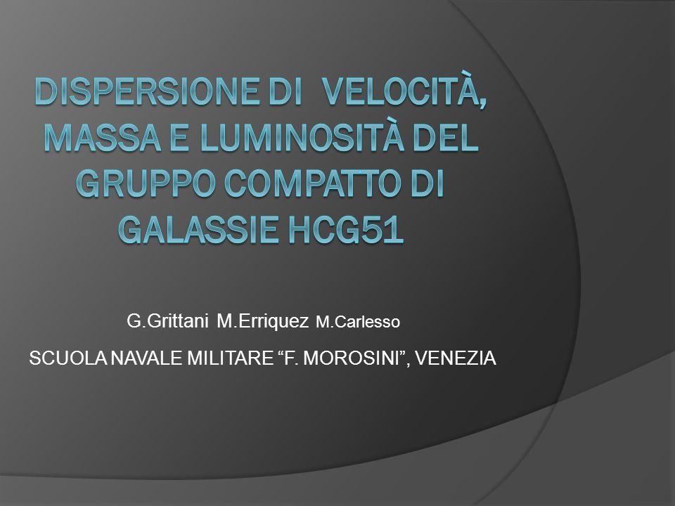 SCUOLA NAVALE MILITARE F. MOROSINI, VENEZIA G.Grittani M.Erriquez M.Carlesso