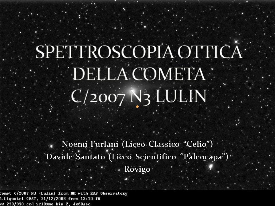 Noemi Furlani (Liceo Classico Celio) Davide Santato (Liceo Scientifico Paleocapa) Rovigo