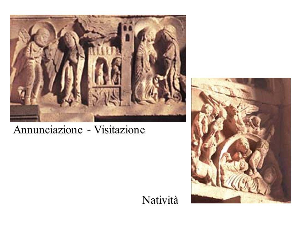 Annunciazione - Visitazione Natività