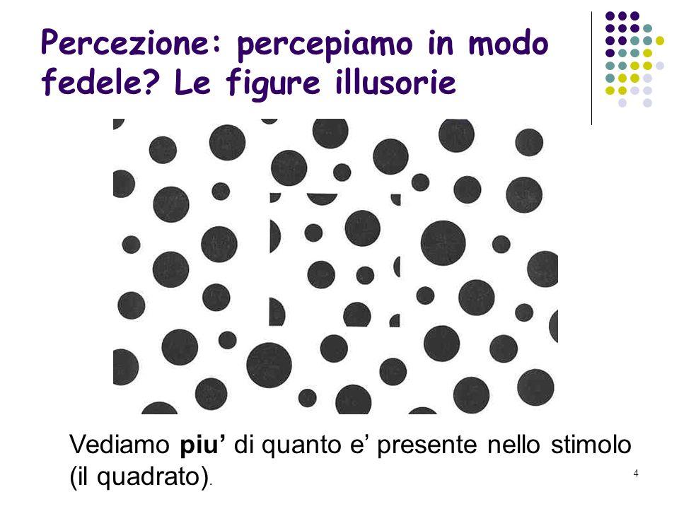 44 Compito: valutazione di sensatezza di frasi Frasi che implicano unazione in una direzione: es.