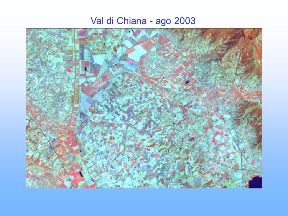 Val di Chiana - ago 2003