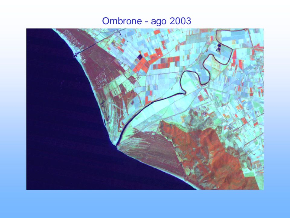 Ombrone - ago 2003