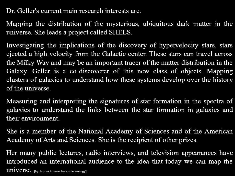 Distribuzione di alcune migliaia di galassie dell'emisfero celeste boreale e australe. Il nord ( 6.000 galassie ca.) è stato realizzato nel 1986 da Ma