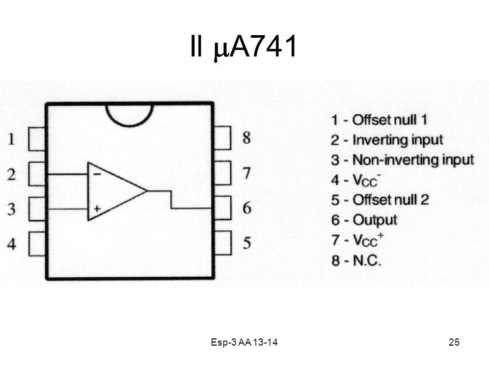 Esp-3 AA 13-1425 Il A741
