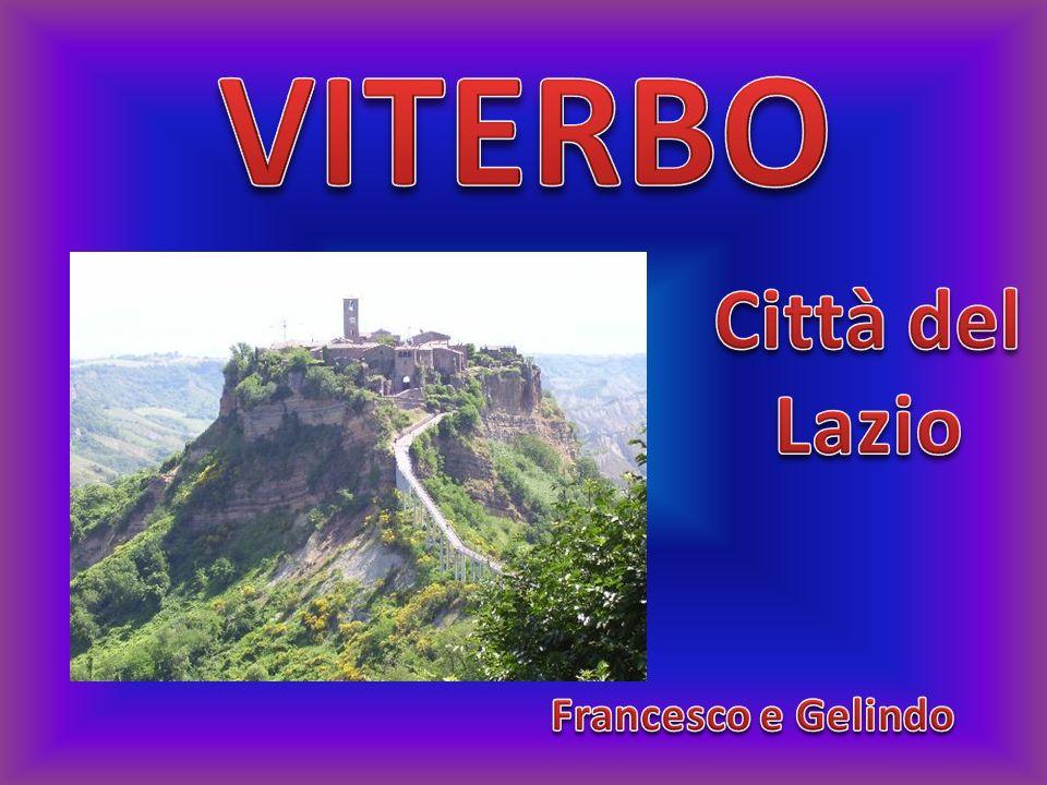 Viterbo è un comune italiano di 64.548 abitanti capoluogo dell omonima provincia nel Lazio settentrionale, o Alto Lazio.