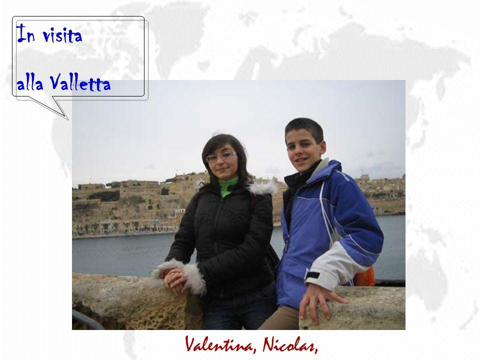 Viaggio a Malta Partenza per Malta da Modugno: 28 novembre 2005 Partenza per Modugno da Malta: 4 dicembre 2005 Coordinamento prof.: Concetta Fazio
