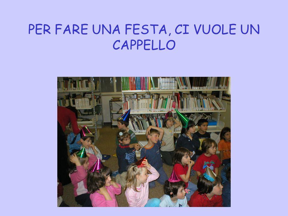 Festa in biblioteca