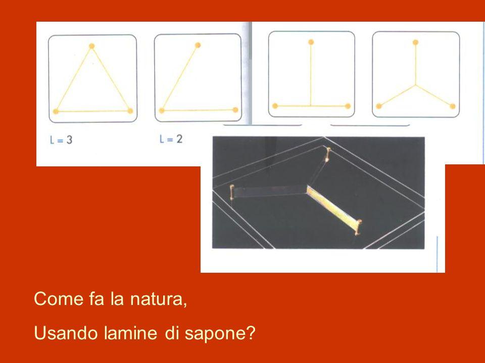 E la rete minima nel quadrato?