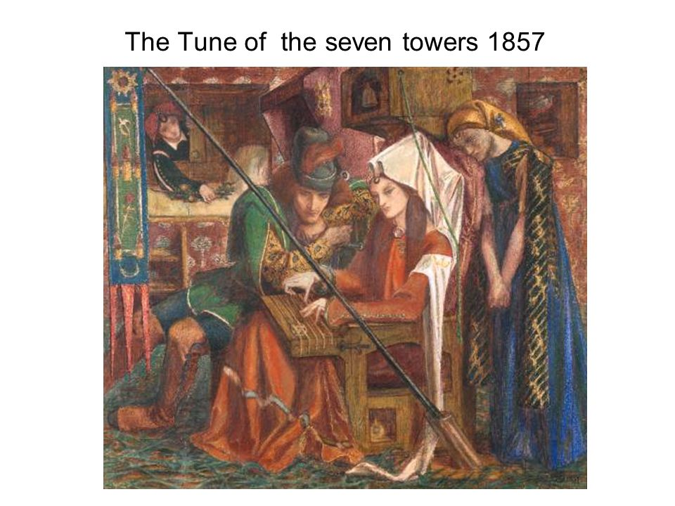 The Tune of the seven towers 1857