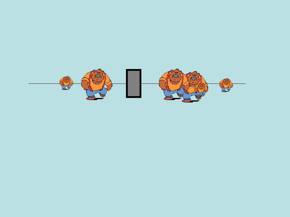 f1 f2 Due forze allineate, concordi: equilibrante = somma forze allineata e opposta: risultante uguale a equilibrante ma opposta