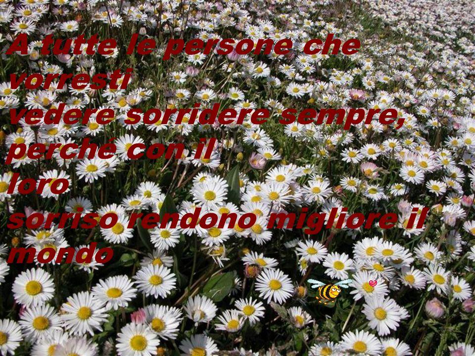 manda questa storia a tutte le persone che, secondo te, meritano di vedere la primavera, anche se a volte è dura...