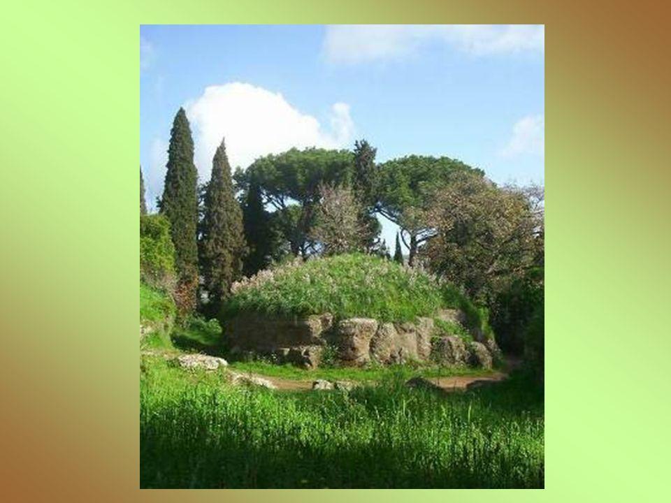 Tomba dei vasi Greci Datata alla seconda metà del 6° secolo a.C.